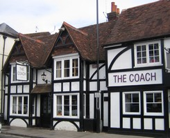 The_Coach .. Public House, Restaurant