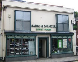 Marks_and_Spencer .. Food supermarket