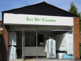 Zest .. Dry cleaners